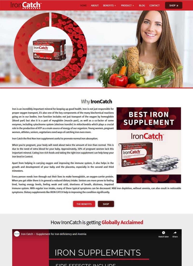 IronCatch-Portfolio